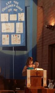 Children bring fresh voices to scripture