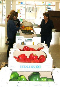 Fresh Produce for Food Distribution